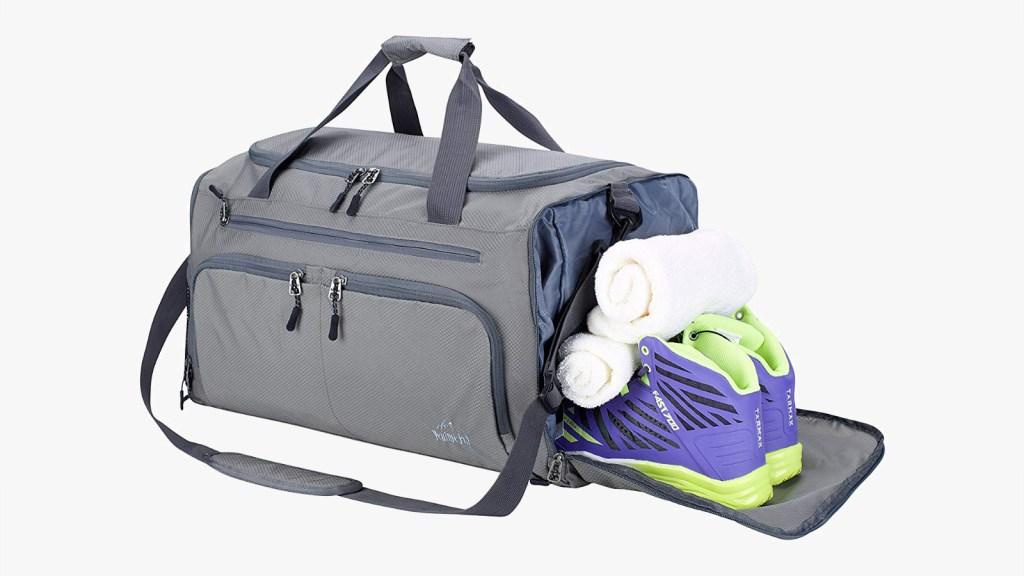 Venture Best Men's Gym Bag