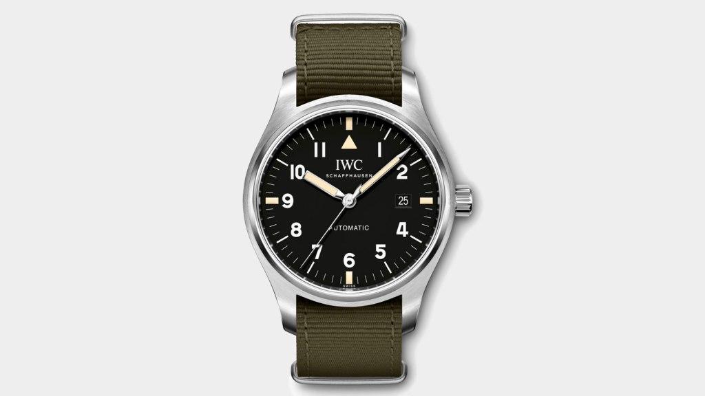 iwc pilot watch mark xviii edition