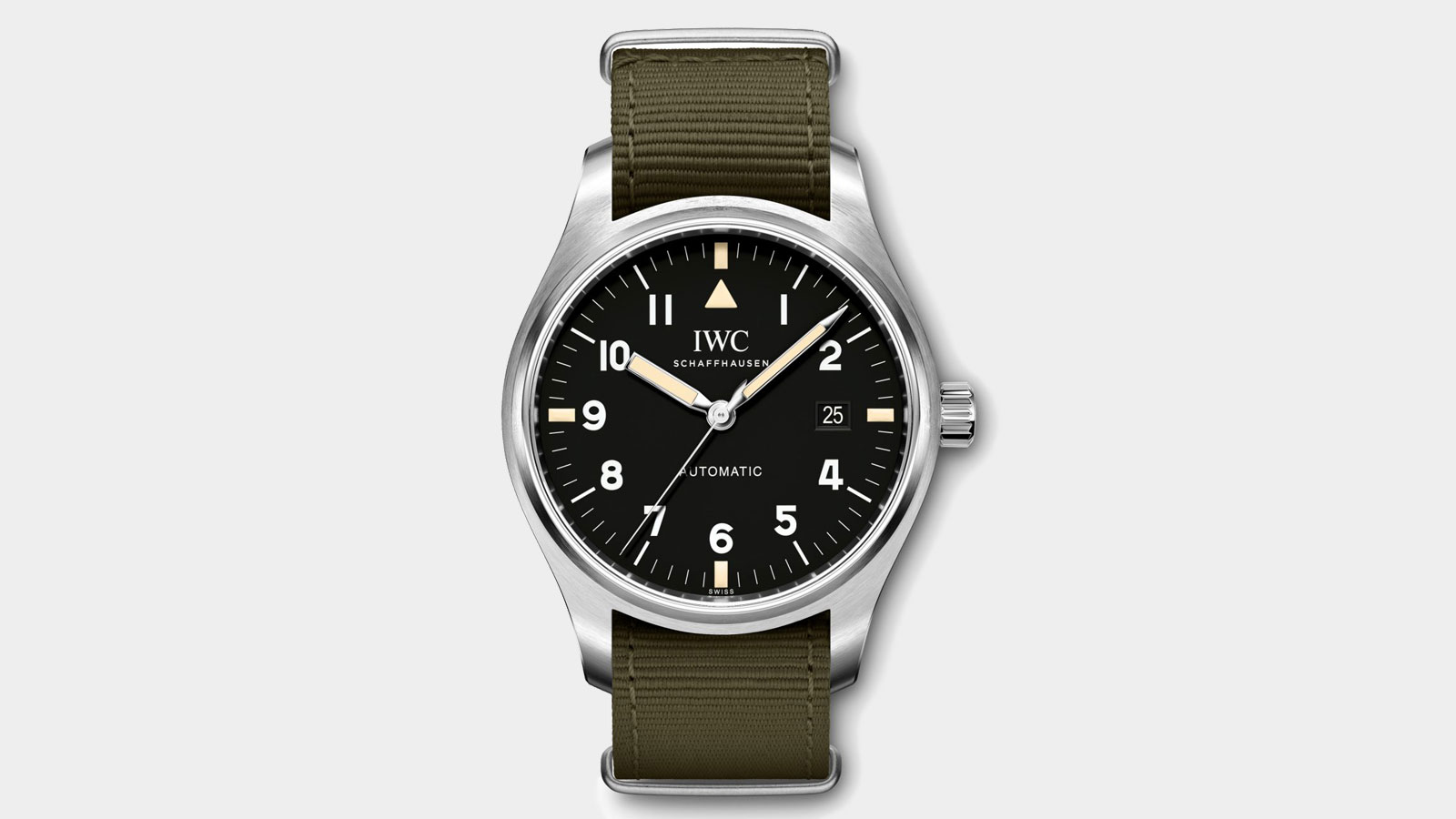 iwc pilot watch mark xviii edition