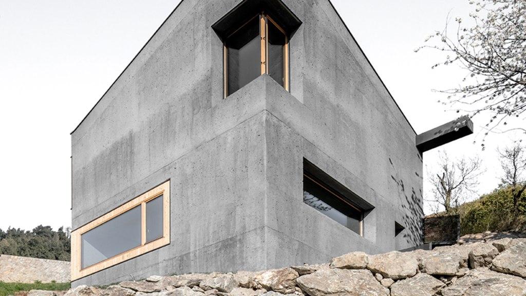 Andergassen Urthaler House By Andergassen Urthaler