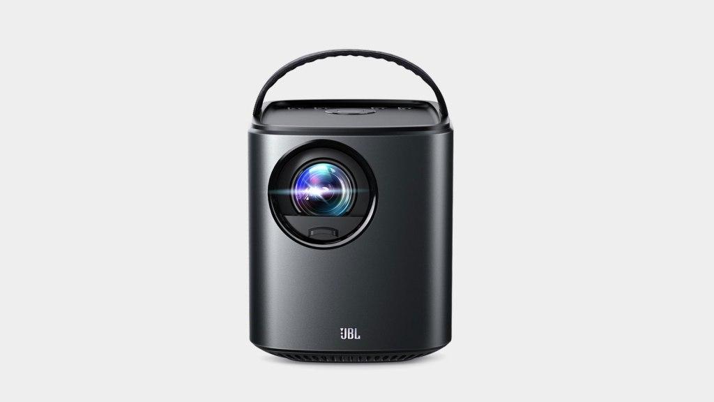 JBL Nebula Mars Portable Cinema Projector