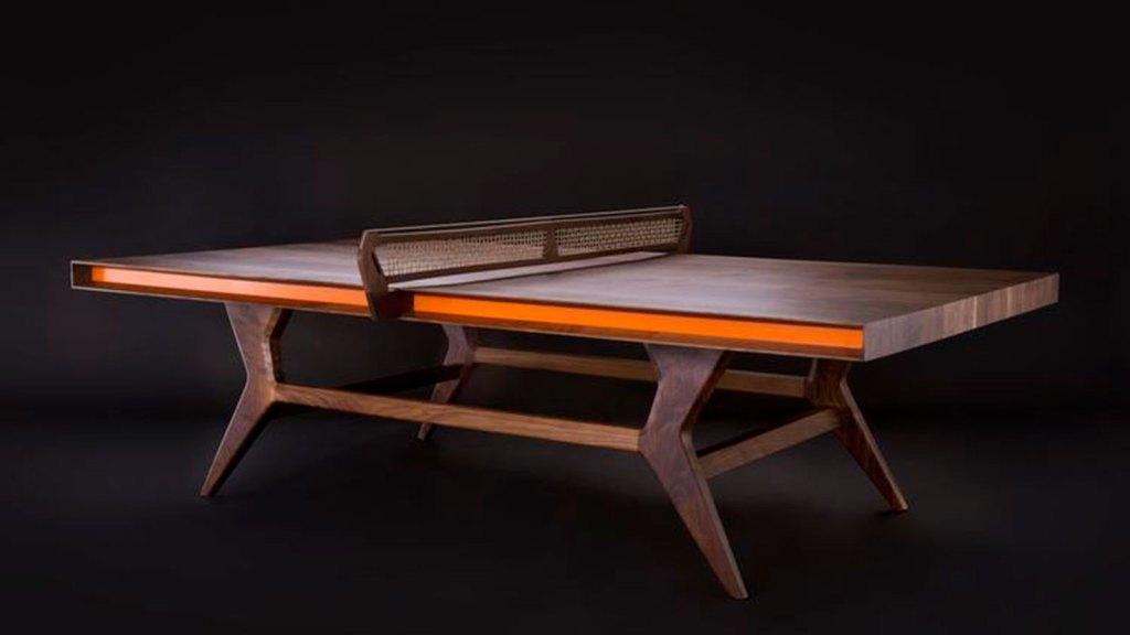 Mackenrow Ping Pong Table