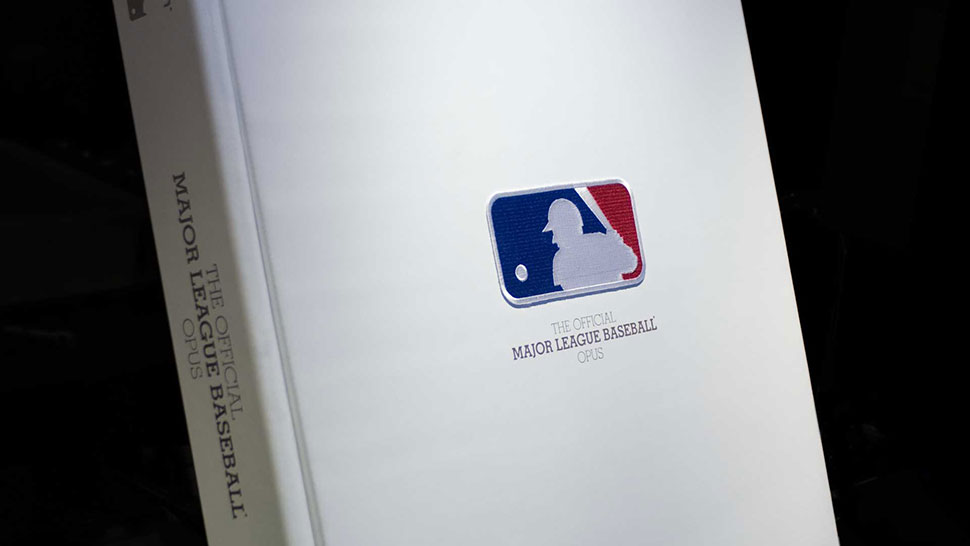 the official major league baseball opus