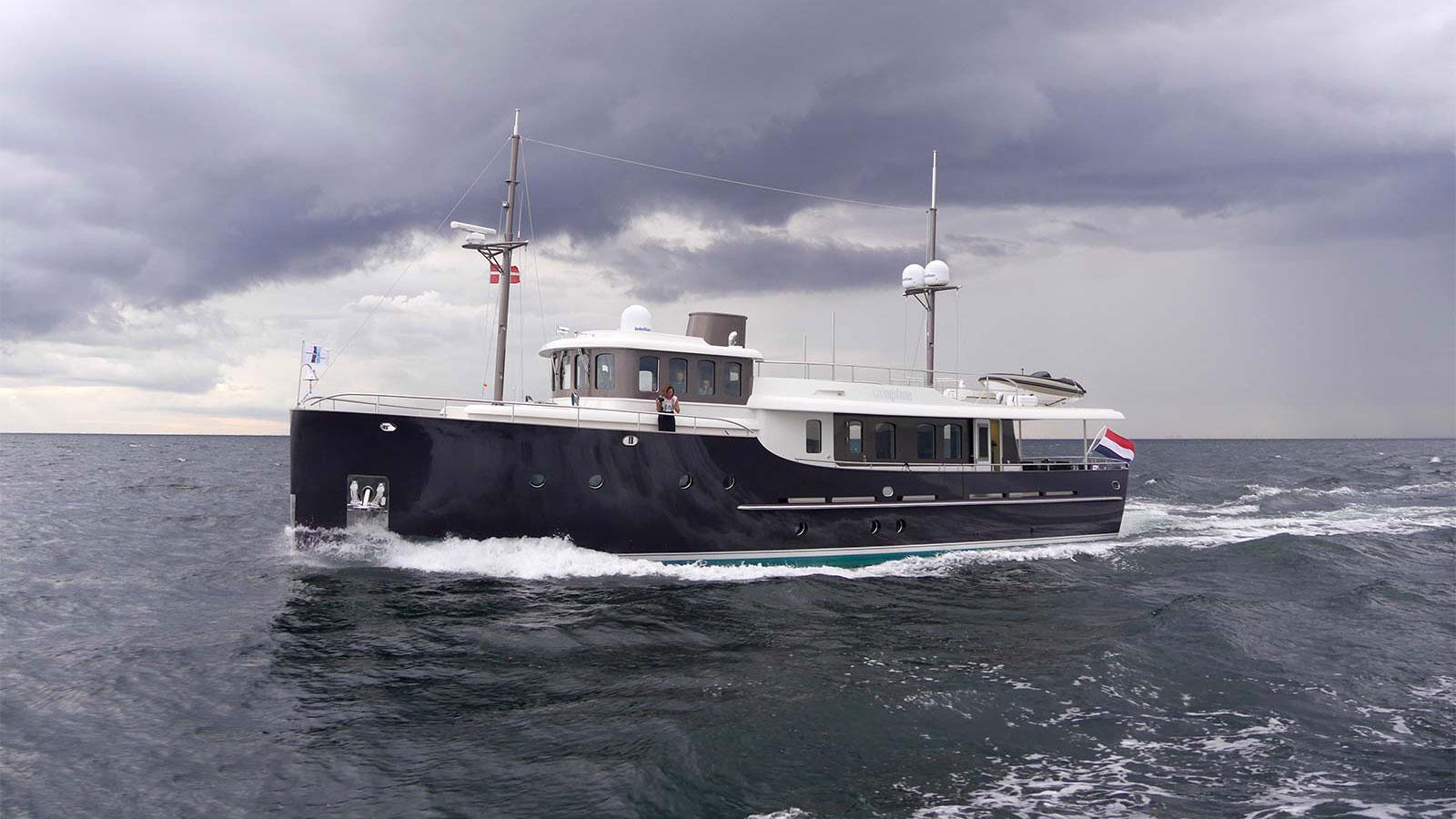 Hartman Livingstone 24 Yacht
