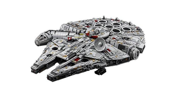 LEGO MILLENNIUM FALCON ULTIMATE COLLECTOR'S EDITION