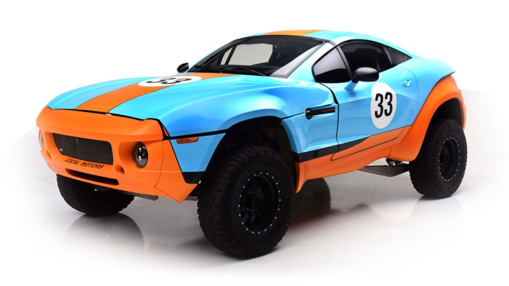 Auction: Local MotorsRally Fighter