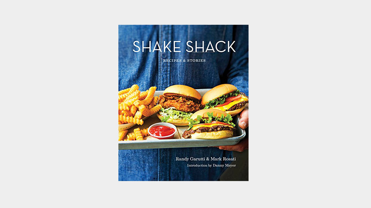 Shake Shack Cookbook