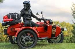 2018 Ural Gear Up Motorcycle