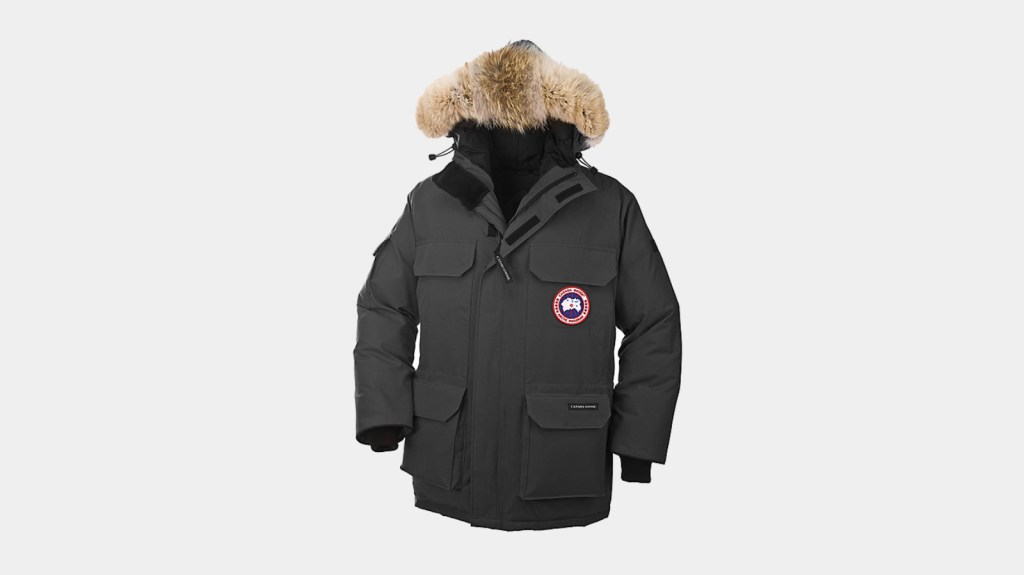 Canada Goose Warmest Winter Coats for Men