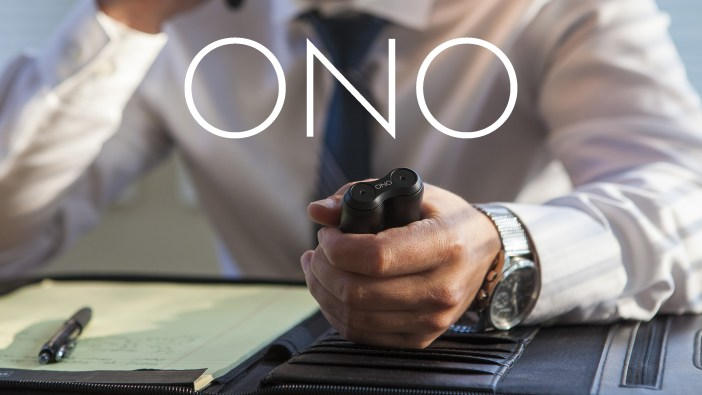 ONO Roller – Relaxation in the palm of your hand