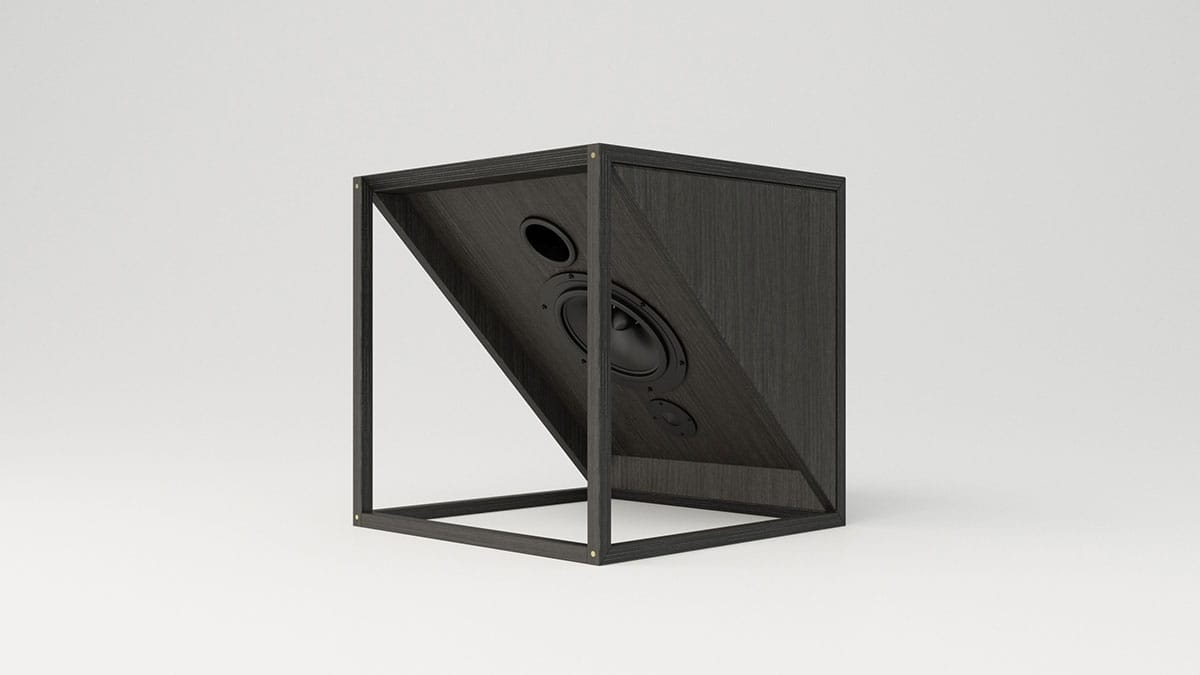 JLA M1 HiFi End Table