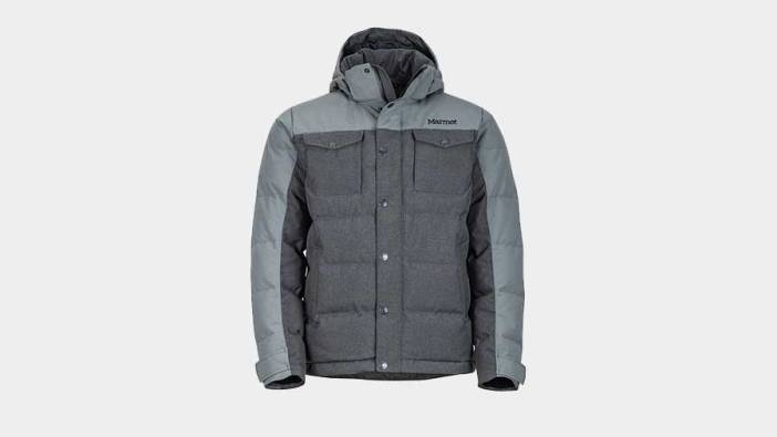 Marmot | warmest winter coats for men