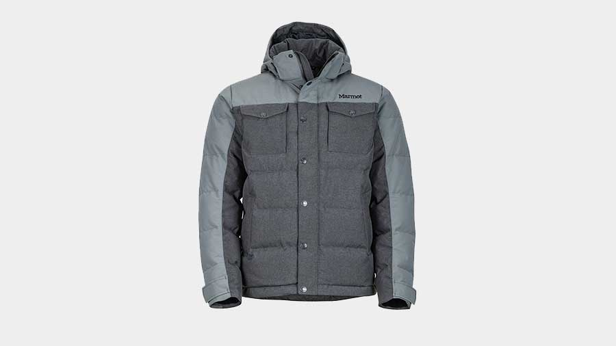 Marmot | warmest winter coats for men
