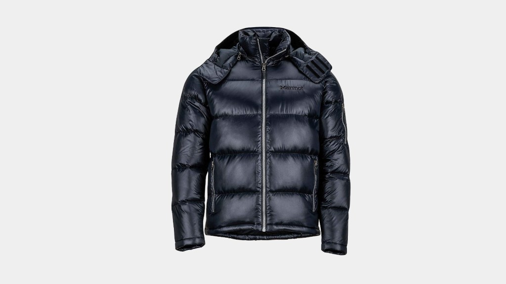 Marmot Warmest Winter Coats for Men