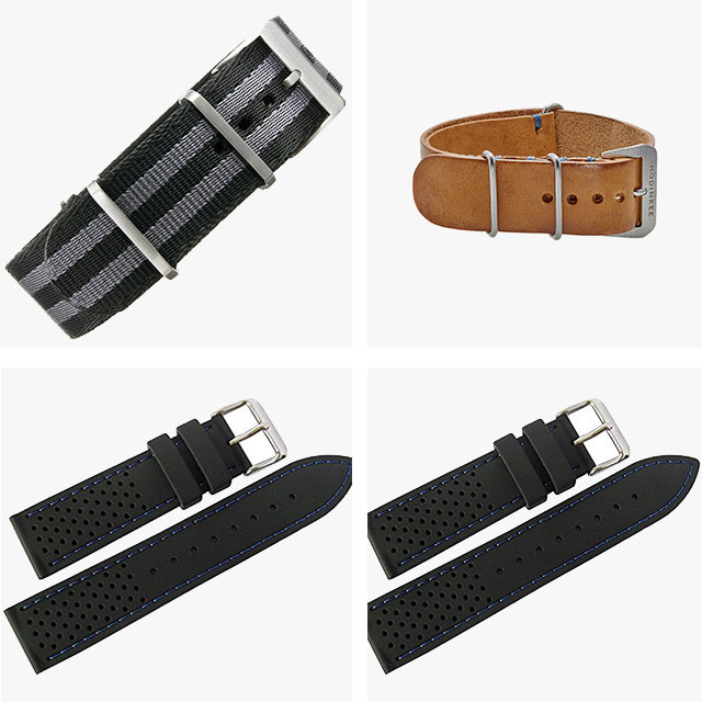 best mens watch straps