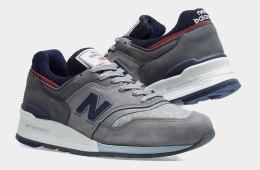 New Balance 997 X Woolrich Sneaker