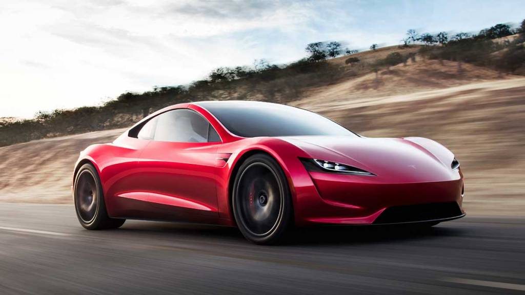 New Tesla Roadster: Can Reach 60 In 1.9s And Has A 620 Mile Range