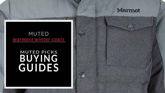 Warmest Men's Winter Coats