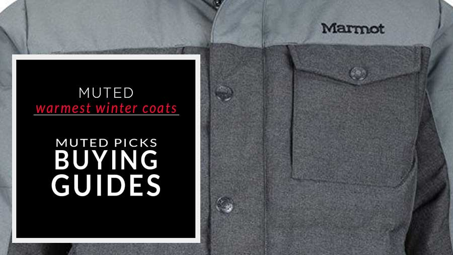 Warmest Winter Coats For Men