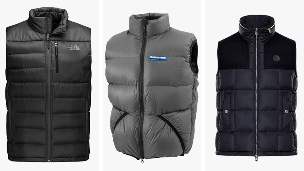 5 Of The Best Men's Winter Vests
