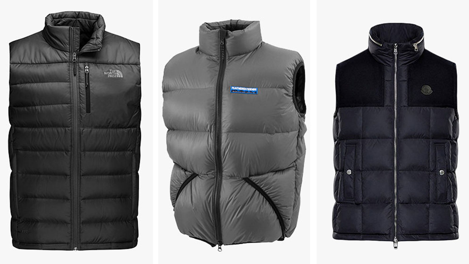 12 of the Best Down Vests for Men