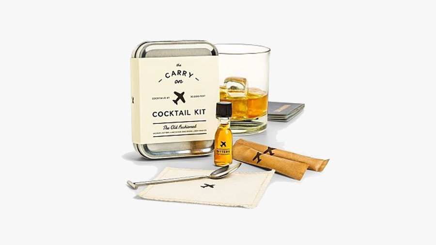 Carry-On Cocktail Kits