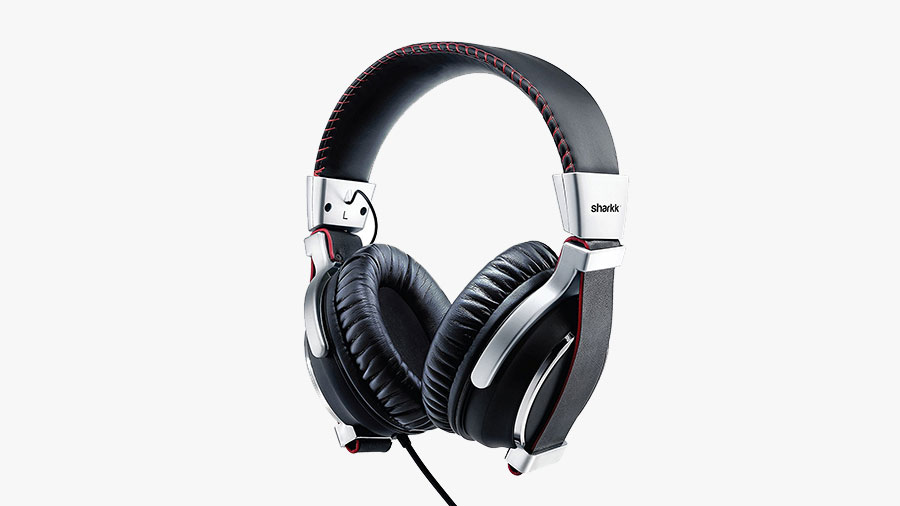 Sharkk Bravo Hybrid Headphones