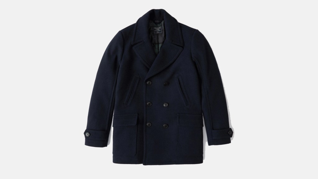 Abercrombie & Finch Best Pea Coats For Men