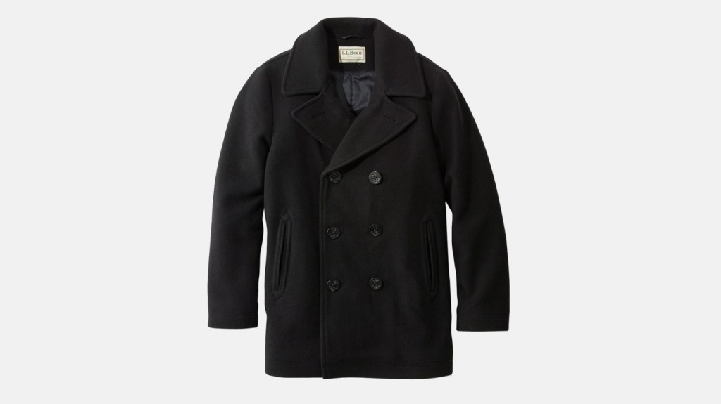 L.L. Men Best Pea Coats For Men