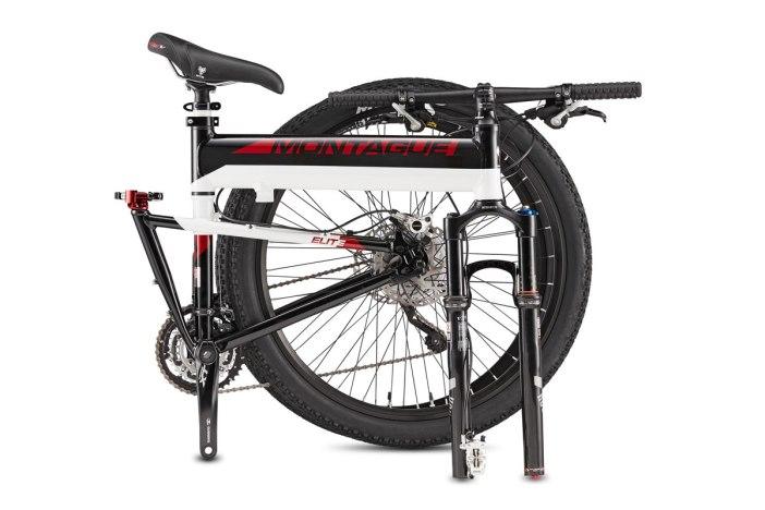 Montague Paratrooper Elite Folding Bike