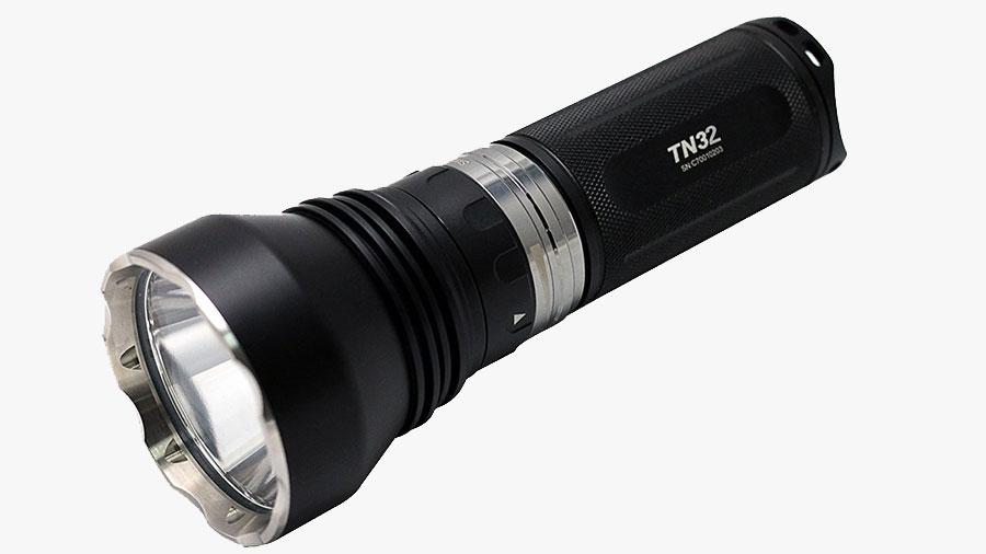 best edc flashlight by thrunite
