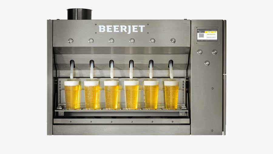 Beerjet 6 Beer Dispenser