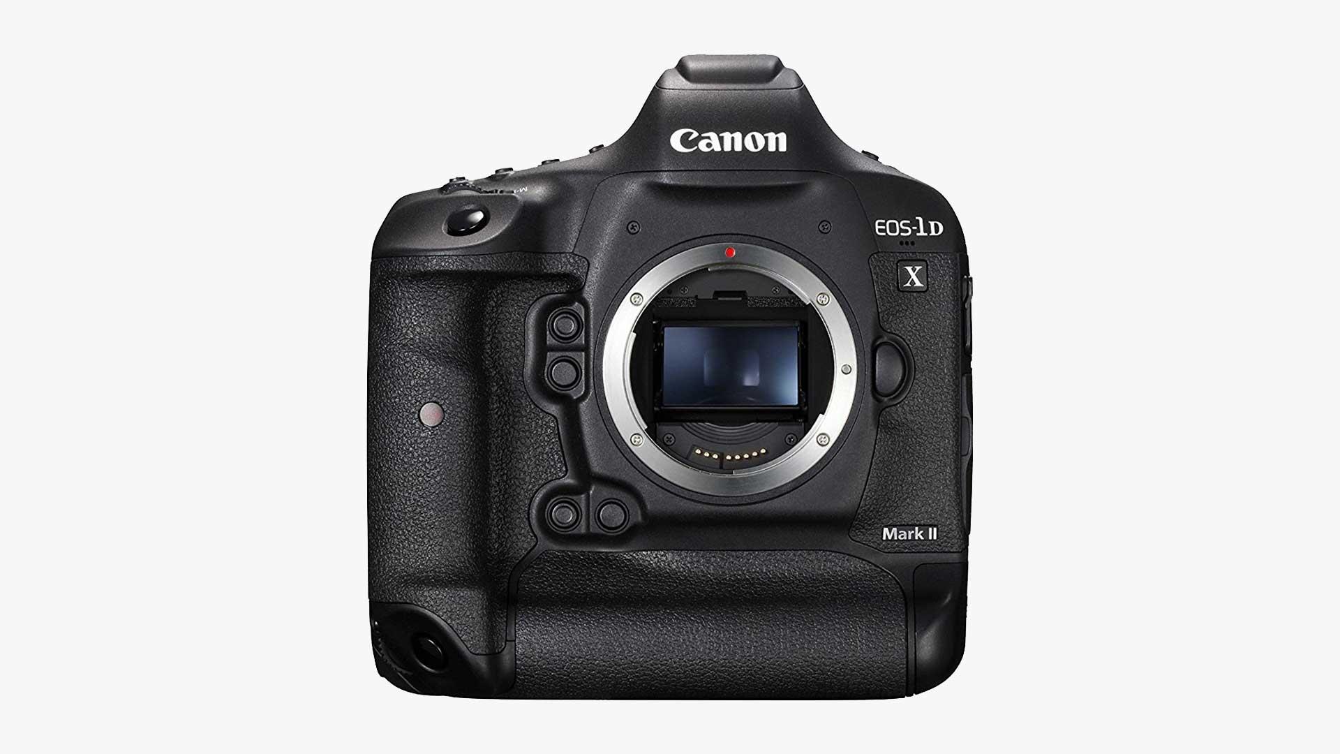 best full frame cameras - Canon 1DX Mark II DSLR Camera