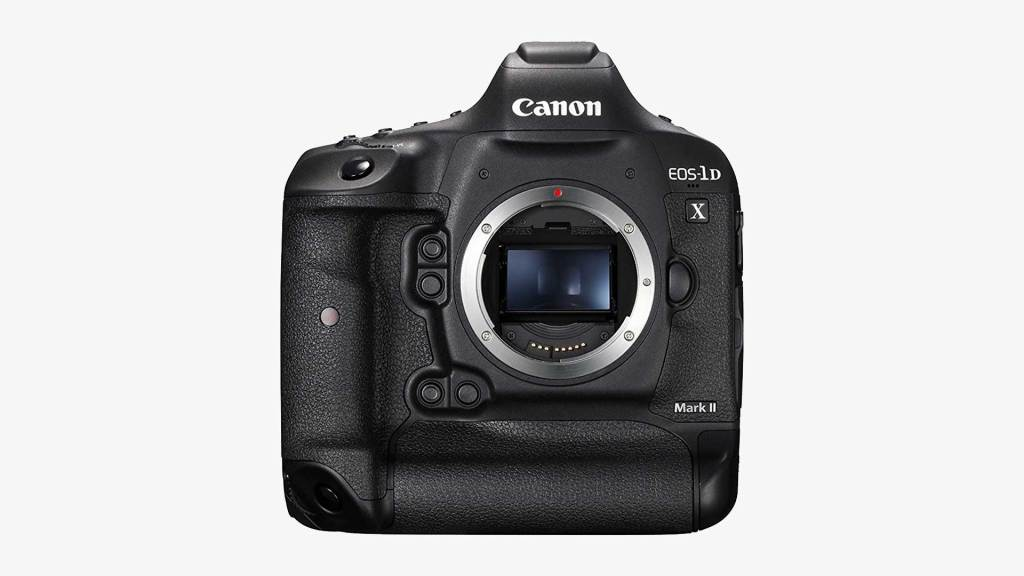 best full frame cameras - Canon 1DX Mark II DSLR Camera