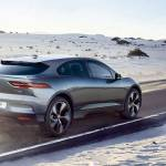 Jaguar I-PACE Electric Crossover with 240-Mile Range