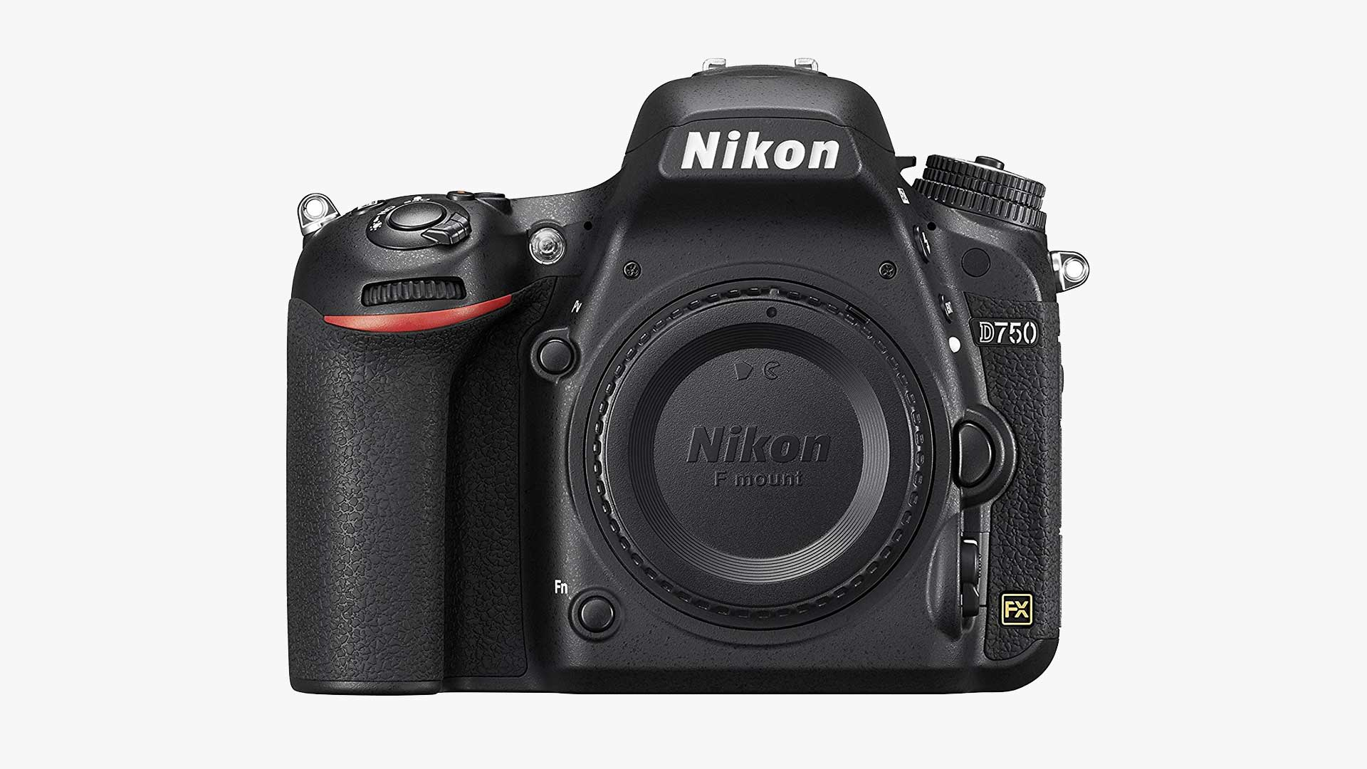 Nikon D750 FX-Format DSLR Camera