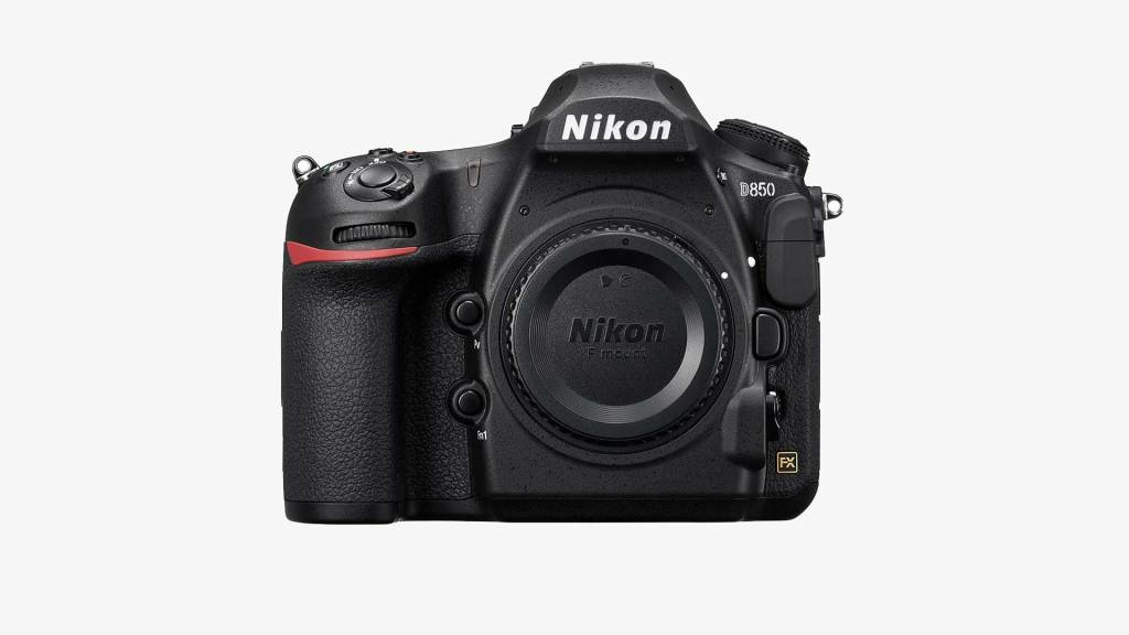 best full frame cameras - Nikon D850 DSLR Camera