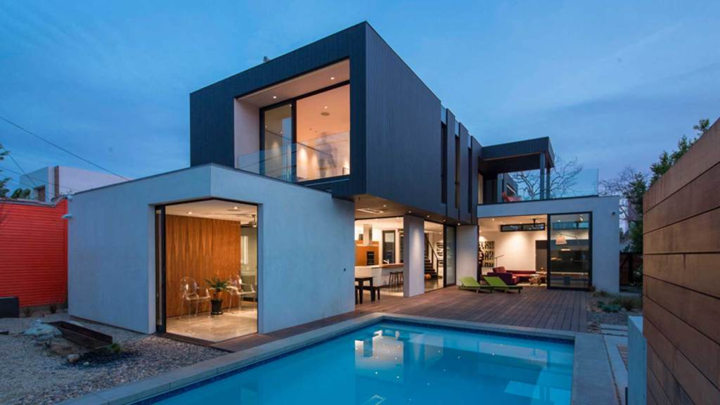 The Drexel Residence By Minarc