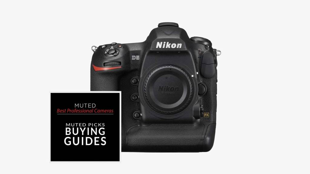 Best Professional DSLR Cameras