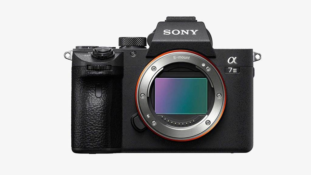best full frame cameras - Sony a7 III Mirrorless Camera