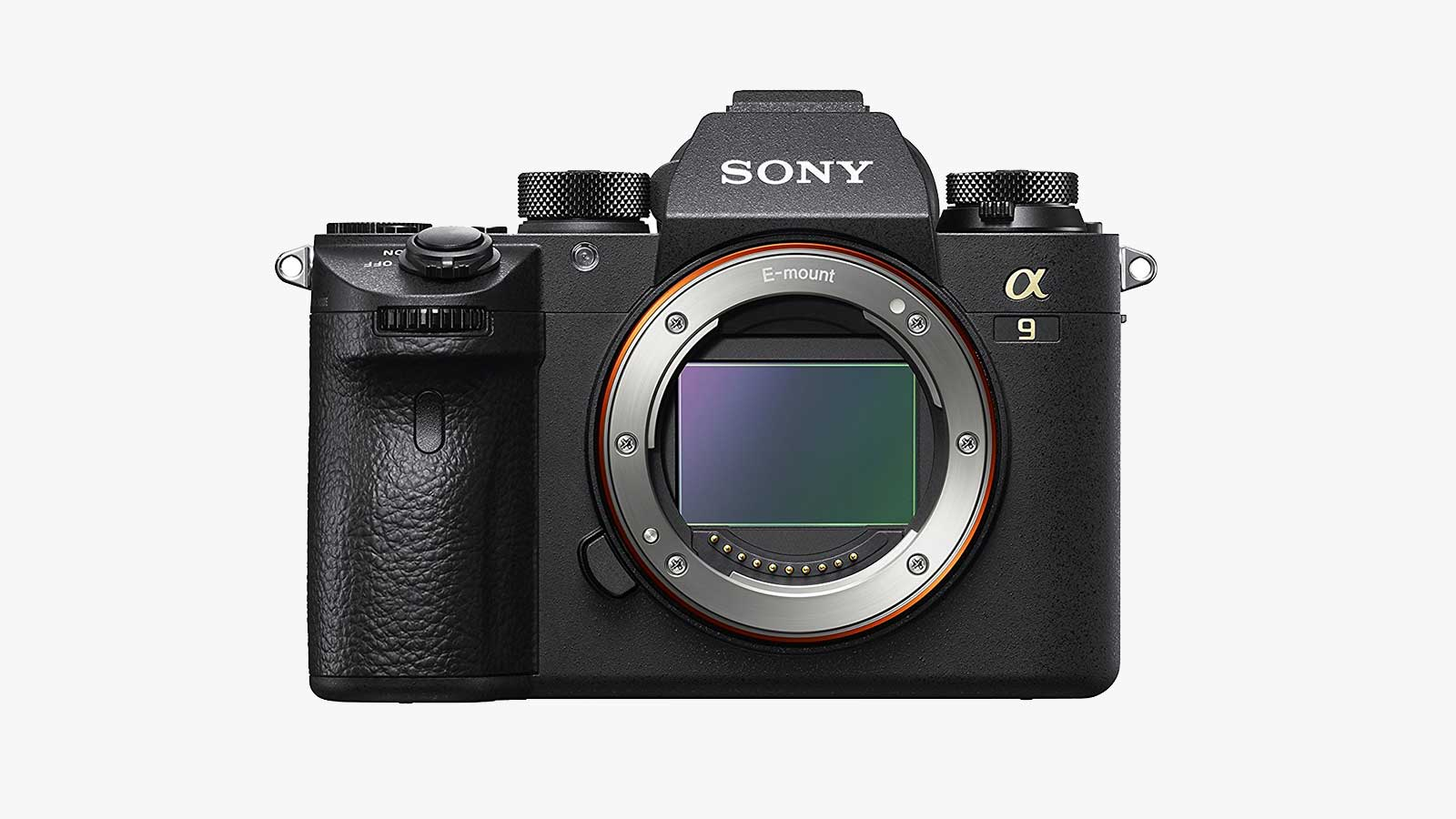 Sony a9 Mirrorless Full Frame DSLR Camera
