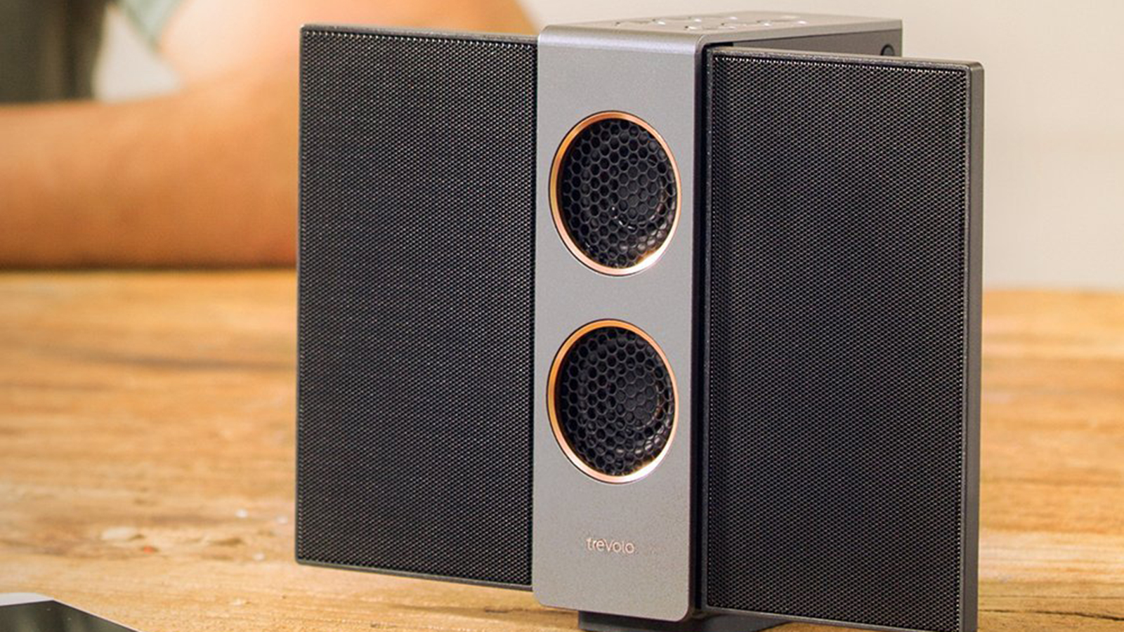 BenQ treVolo S Bluetooth Electrostatic Speaker