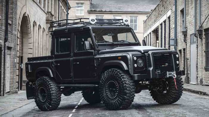 'Bigfoot' Land Rover Defender By Chelsea Truck Company