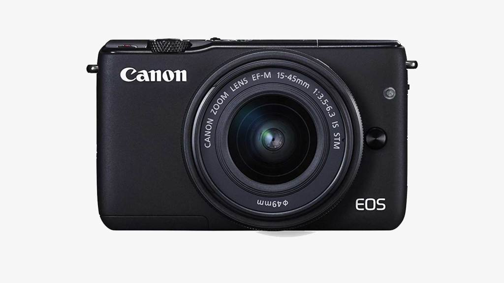 Canon M10 Best Digital Camera Under 500