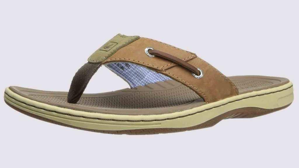 Sperry Best Men's Flip Flops