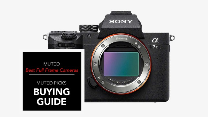 Best Full Frame Cameras for Any Budget