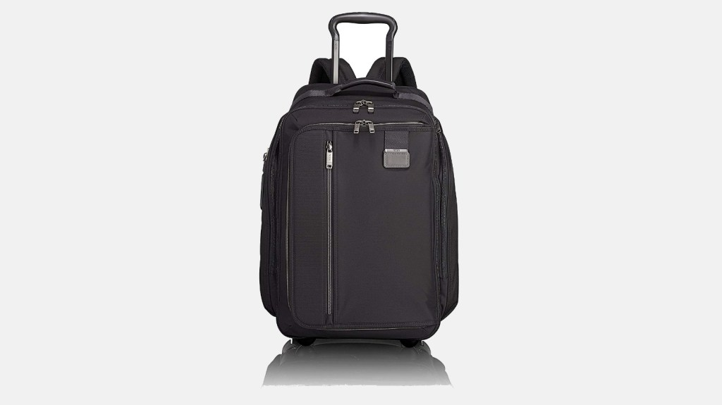 Tumi Best Travel Backpack for Men