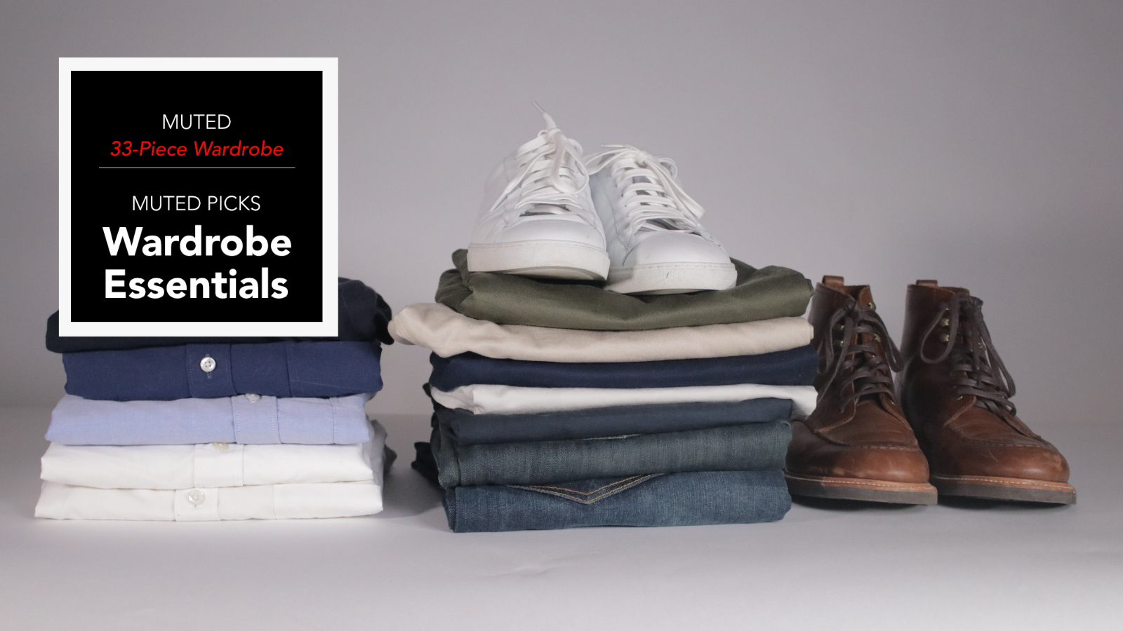How to Create a Minimalist Wardrobe in 7 Easy Steps