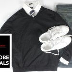 Men's Wardrobe Essentials - The V-Neck Sweater