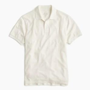 J.Crew Pique Cotton Polo-1